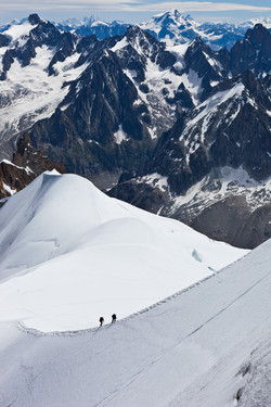 Unspoilt views of the Alps