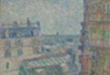 "Van Gogh art fo the ""Dutch artists in Paris"" exhibition"