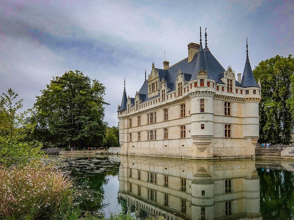 Château Azay-le-Rideau