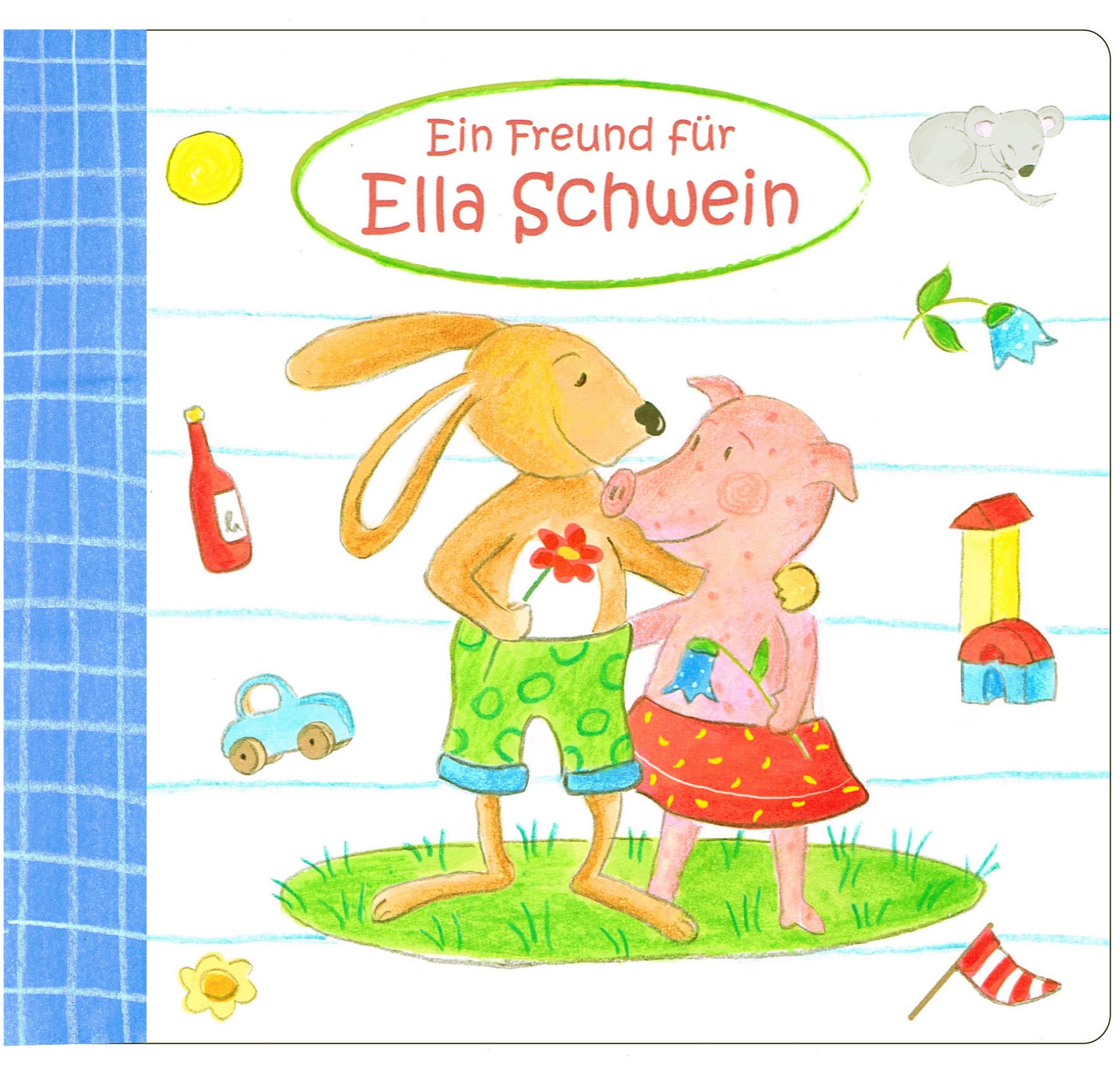 Ein Freund für Ella Schwein