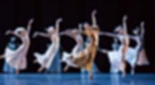 The Monte Carlo Ballet
