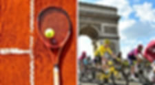 Roland Garros and Tour de France Luxury Travel experience