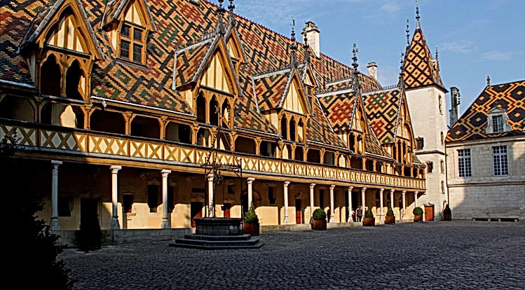 Hospice de Beaune annual wine auction