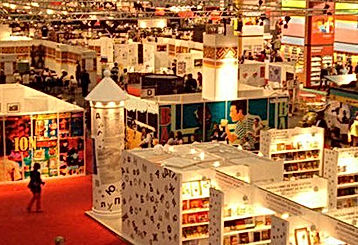 Paris book fair