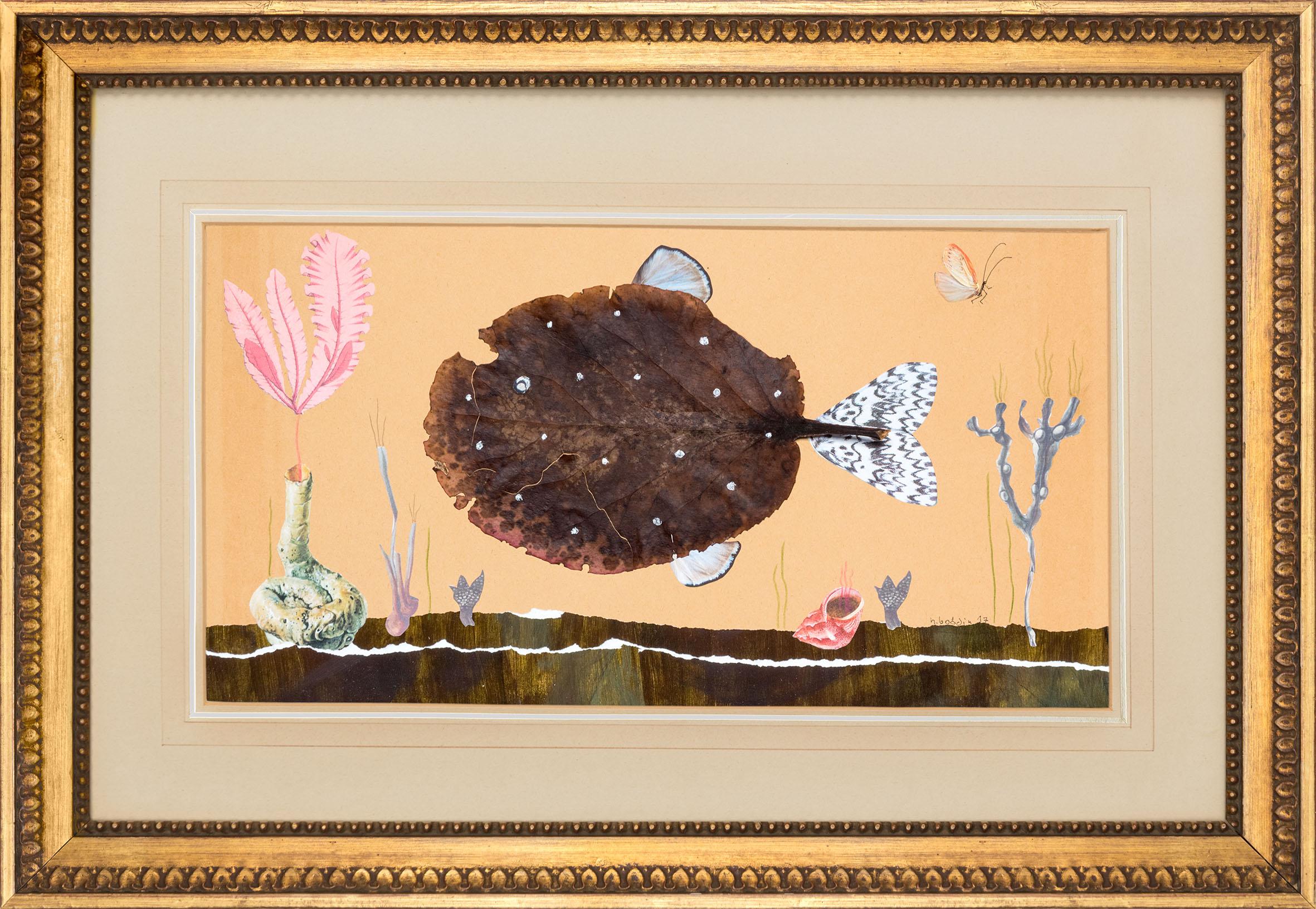 Blattfisch 3