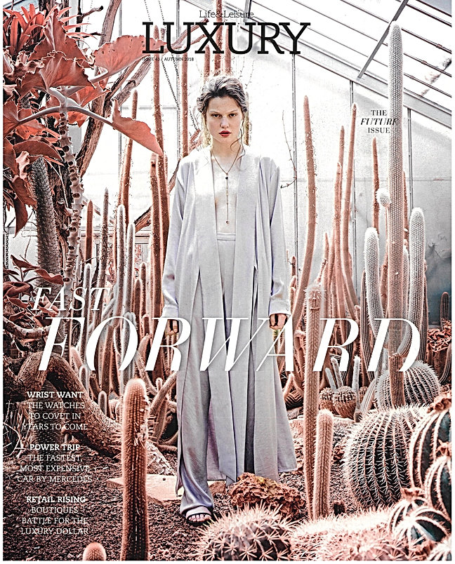 Cover of Life & Leisure Luxury Autumn 2018