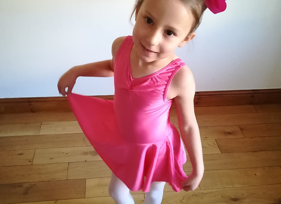 Amy First Position Skirted Leotard