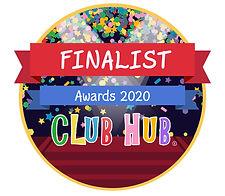 Finalist Digital Badge - Club Hub Awards
