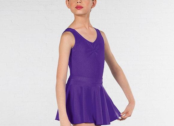 Junior Purple Skirt