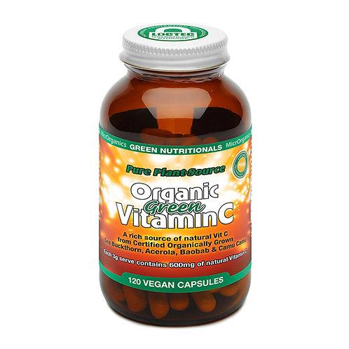 Green Nutritionals Organic Green Vitamin C