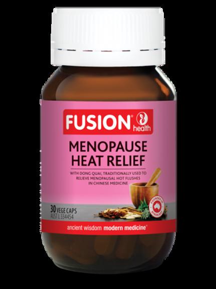Fusion Menopause Heat relief