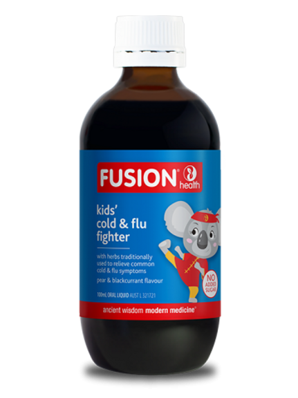 Fusion Kids' Cold & Flu Fighter