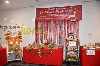 CHRISTMAS FOOD SALE