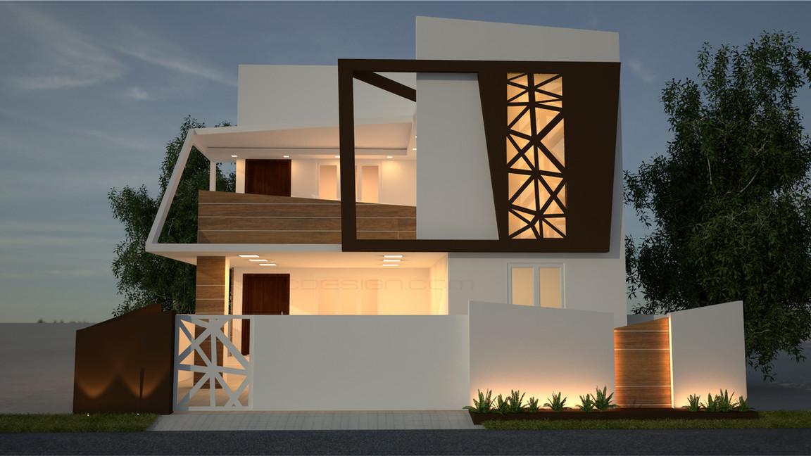 PROPOSED ARCHITECTURAL DESIGN