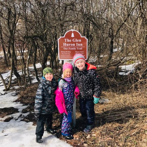 The Wildlings Camp & Georgian Bay Wildlife Maple Syrup Boil