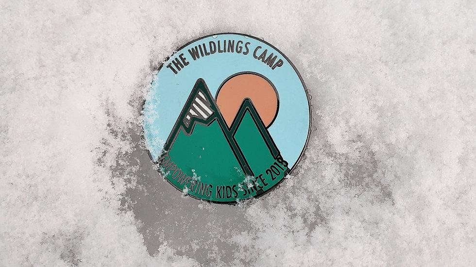 Wildling Enamel Pin