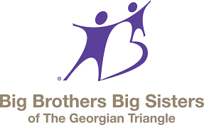 Officially working together with Big Brothers Big Sisters of the Georgian Triangle!