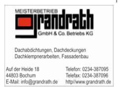 Meisterbetrieb Grandrath