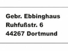 Gebr. Ebbinghaus