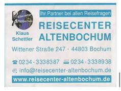 Reisecenter Altenbochum
