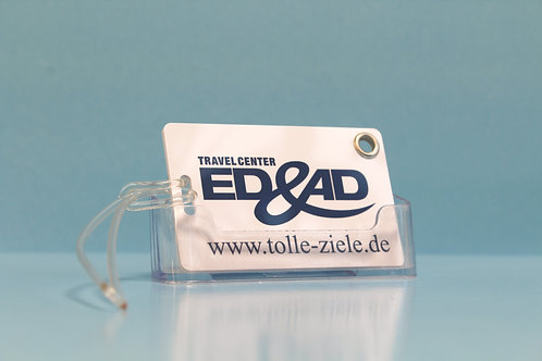 Travel Center ED&AD Kofferanhänger