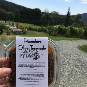 Olive Tapenade from Salt Spring Island Picnic Company