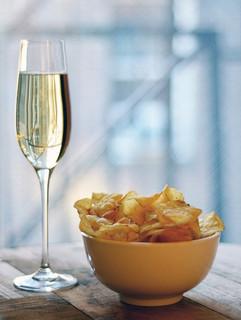 Champagne & Crisps