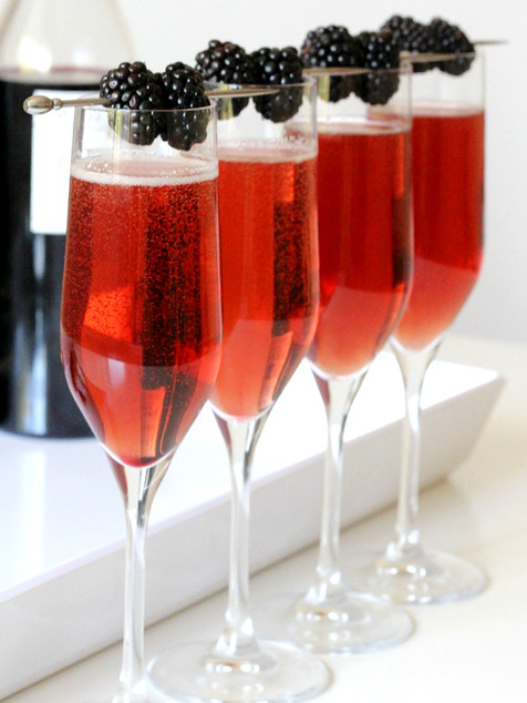 Kir Royal Anyone?
