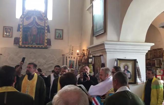 Археологічні дослідження в Іллінській церкві в с. Суботові розпочато