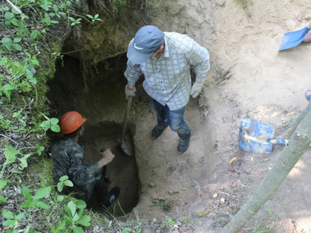У Суботові науковці знайшли ймовірне поховання Хмельницького