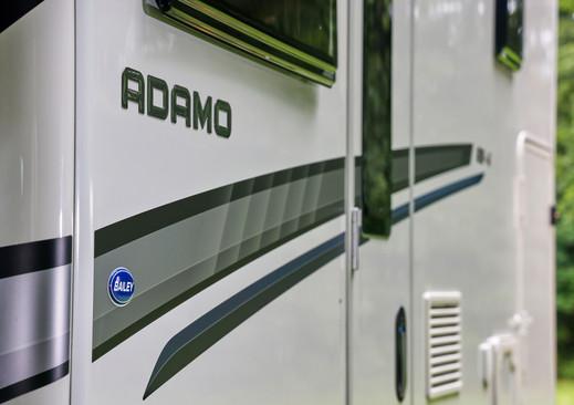 Adamo High performance GRP skinned Glaci
