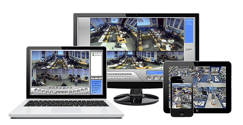 installation video surveillance