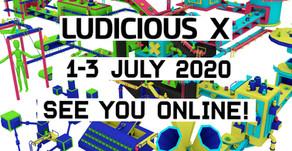 Next stop: Ludicious X