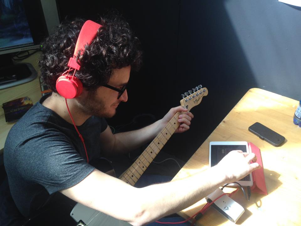 F. Zanoli creates music for the game