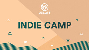 Monorail Stories finalist at the Ubisoft Indie Camp!