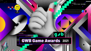 Monorail Stories FINALIST at the GWB Game Awards 2021