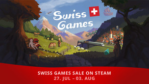 Swiss Games sale on Steam