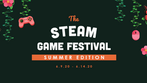 Steam Game Festival (rescheduled)