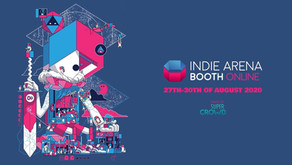 Next stop: Indie Arena Booth at Gamescom 2020