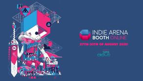 Next stop: Indie Arena Booth at Gamescom 2020