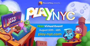 Next stop: Play NYC