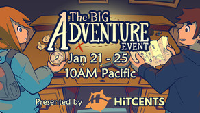 Next stop: The Big Adventure Event