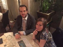 Sebastiano and Tania