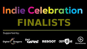 Monorail Stories FINALIST at the Digital Dragons's 2021 Indie Celebration Competition