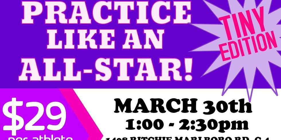 Practice Like An All-Star!