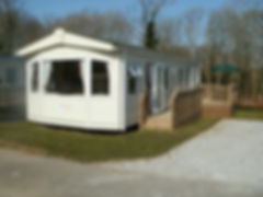 Crantock caravan hire, caravan holidays in crantock Newquay cornwall