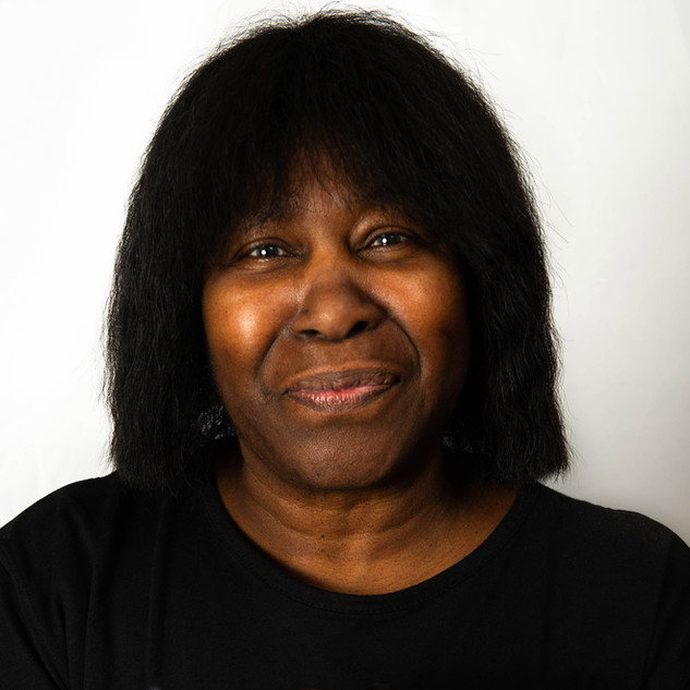 Joan Armatrading by Lucy Sewill