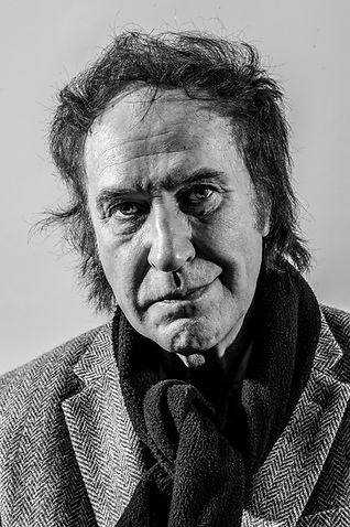 Ray Davies by Lucy Sewill