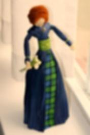 Corn Husk Doll:  Custom orders