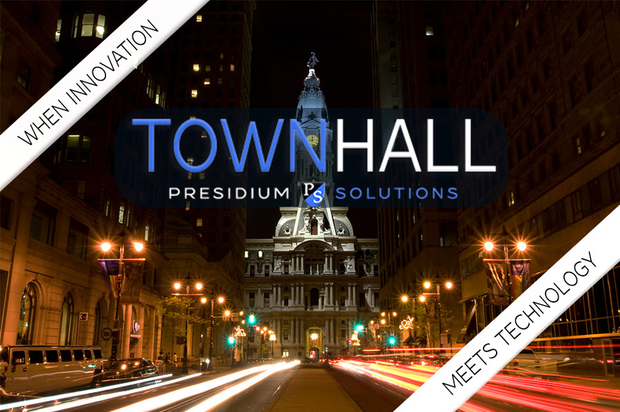 Town Hall Solutions Banner